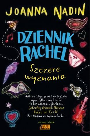 Dziennik Rachel. Szczere wyznania