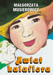 Kwiat kalafiora - okładka książki