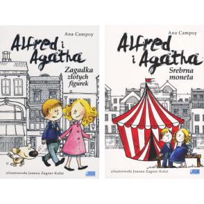 Alfred i Agatha (komplet)