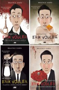 Detektyw Erik Vogler (cała seria)